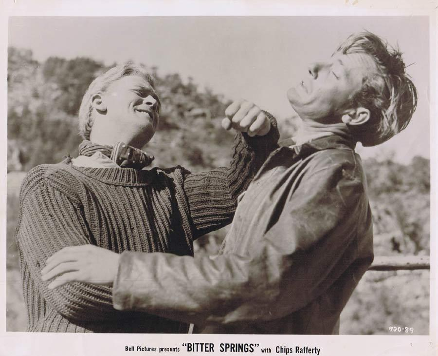 BITTER SPRINGS Original Movie Still 2 Charles Tingwell Chips Rafferty
