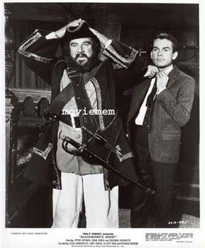 Blackbeard's Ghost-USTINOV-DISNEY-Still #8