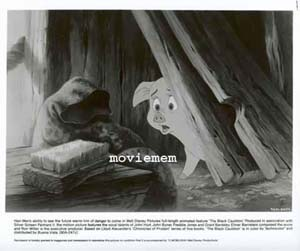 THE BLACK CAULDRON-Rare original DISNEY Still #18