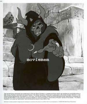 THE BLACK CAULDRON-Rare original DISNEY Still #19