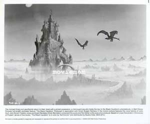 THE BLACK CAULDRON-Rare original DISNEY Still #3