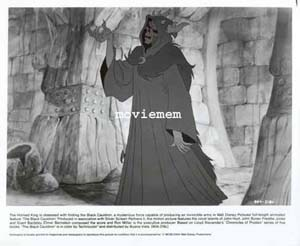 THE BLACK CAULDRON-Rare original DISNEY Still #4