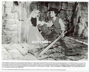 THE BLACK CAULDRON-Rare original DISNEY Still #8