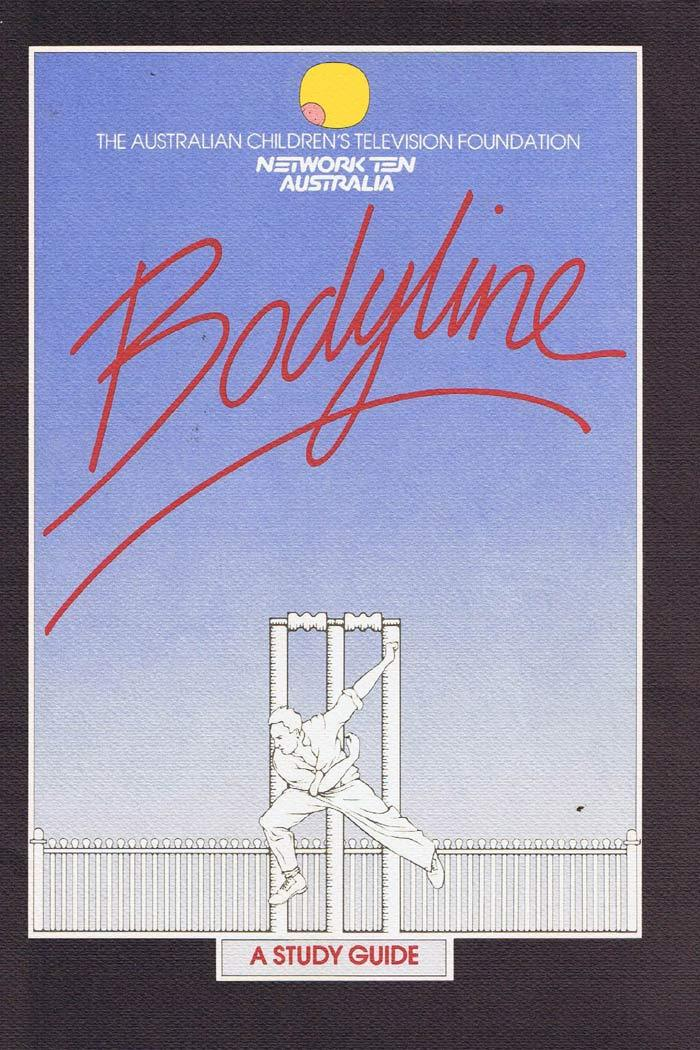 BODYLINE Original TV SERIES Progamme and Poster Don Bradman