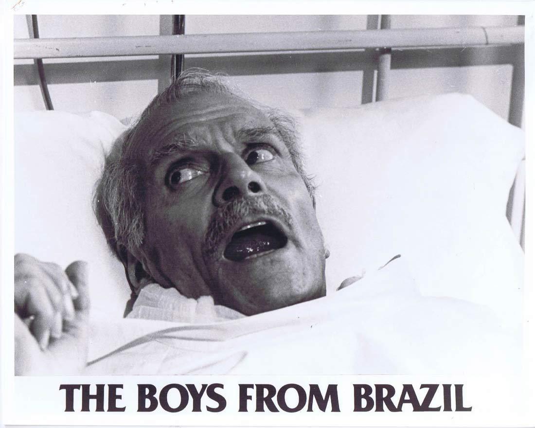 THE BOYS FROM BRAZIL Vintage Original Movie Still 4 Laurence Olivier