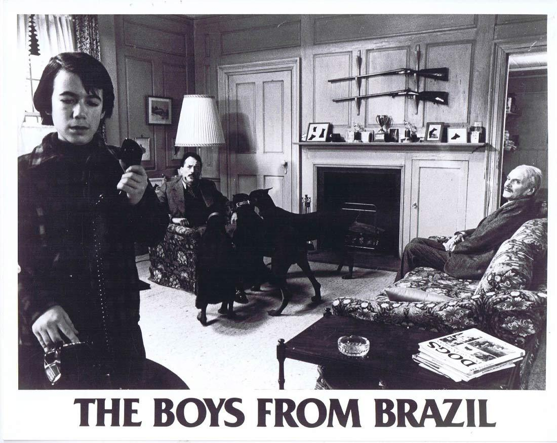 THE BOYS FROM BRAZIL Vintage Original Movie Still 6 Gregory Peck