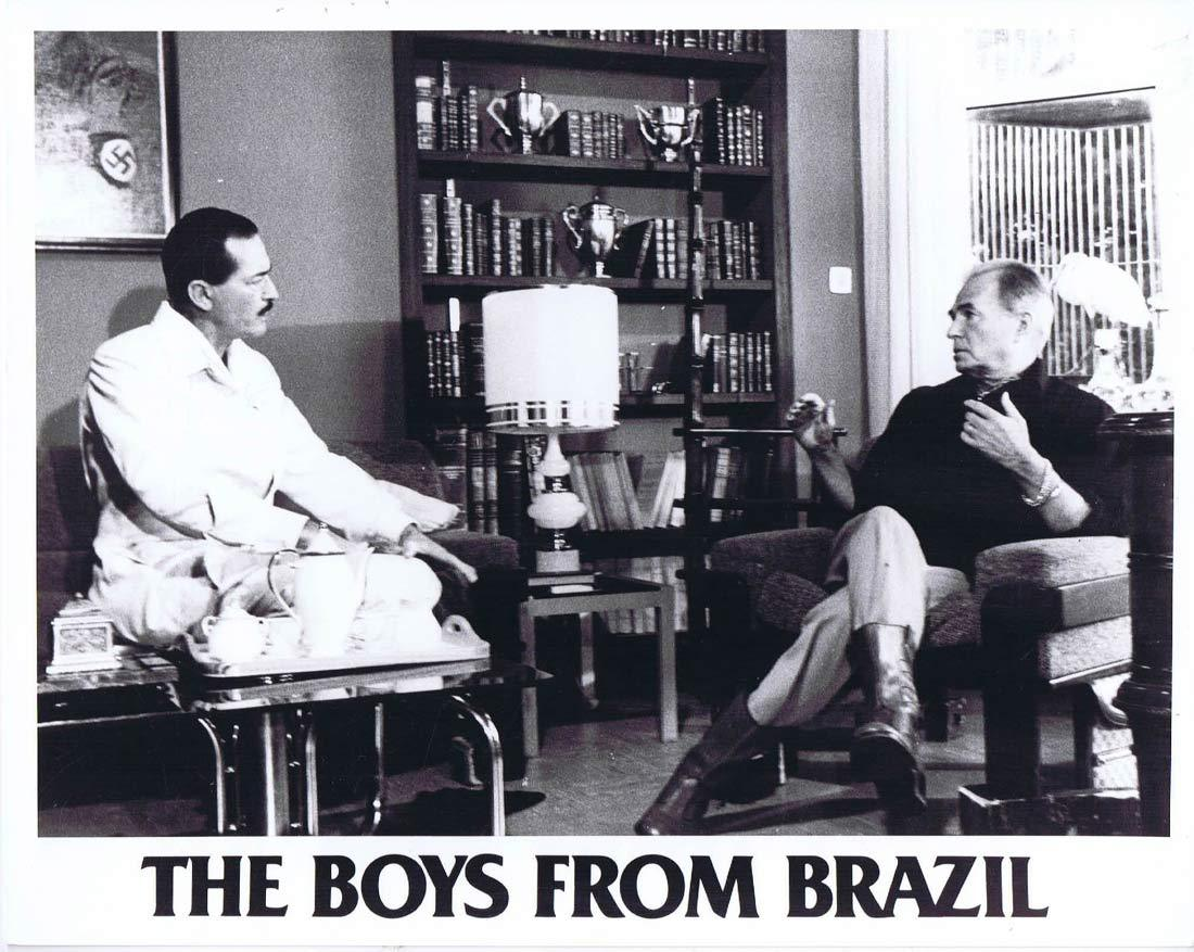 THE BOYS FROM BRAZIL Vintage Original Movie Still 7 James Mason Gregory Peck