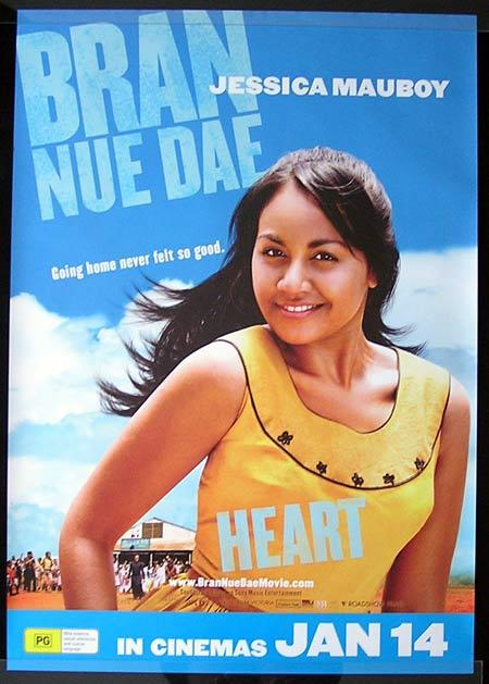 BRAN NUE DAE Movie Poster 2009 Jessica Mauboy Advance Australian One sheet