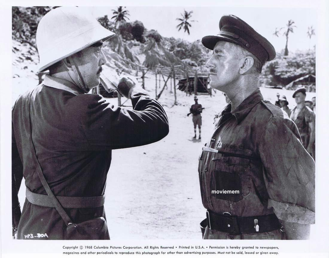 BRIDGE ON THE RIVER KWAI Vintage Movie Still 20 William Holden Alec Guinness