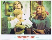 BROTHERLY LOVE Lobby Card 6 Peter O'Toole Susannah York Michael Craig