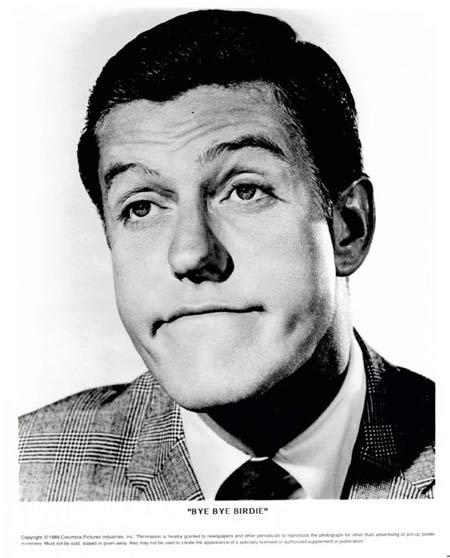 BYE BYE BIRDIE Movie Still 5 Dick Van Dyke portrait