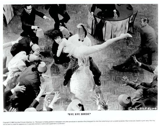BYE BYE BIRDIE Movie Still 7 Dick Van Dyke Ann-Margret Janet Leigh