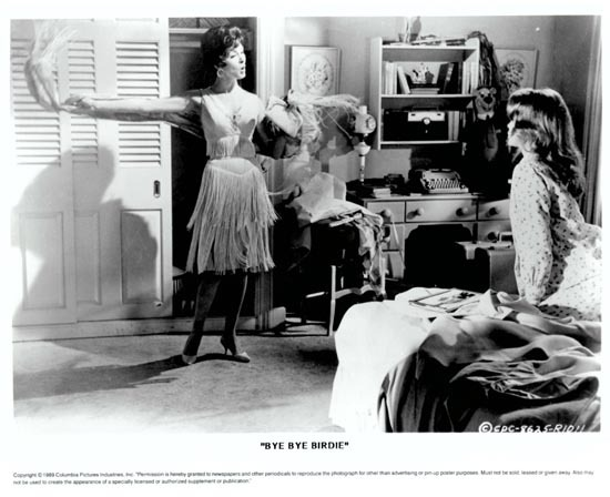 BYE BYE BIRDIE Movie Still 8 Dick Van Dyke Ann-Margret Janet Leigh