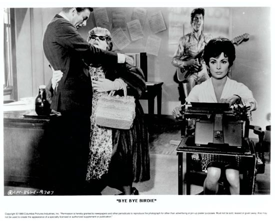 BYE BYE BIRDIE Movie Still 9 Dick Van Dyke Ann-Margret Janet Leigh