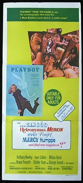 Can Hieronymus Merkin Ever Forget Mercy Humppe and Find True Happiness?