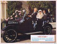 THE COMIC Lobby Card 1 Dick Van Dyke Mickey Rooney Michele Lee