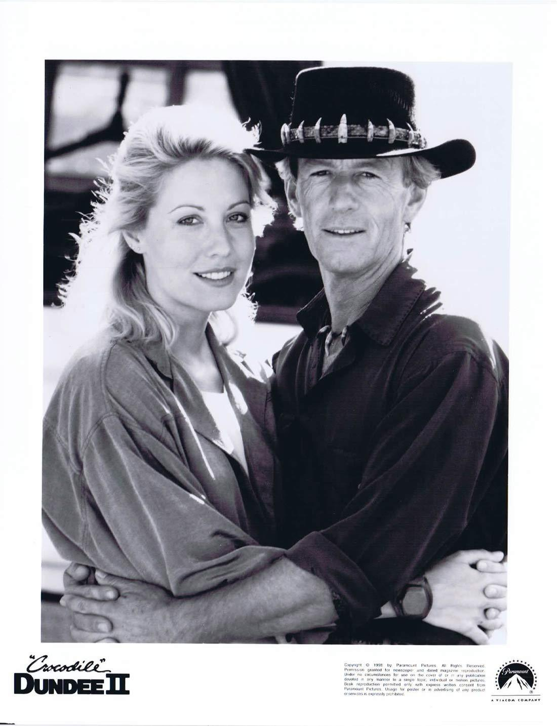 CROCODILE DUNDEE II Original Movie Still 14 Paul Hogan