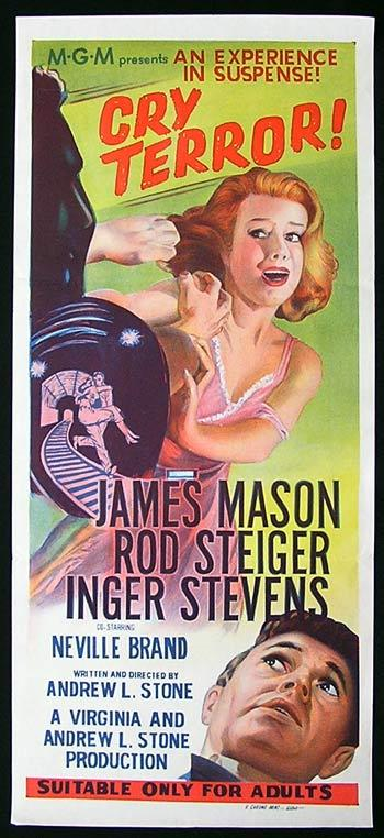 Cry Terror! (1958)