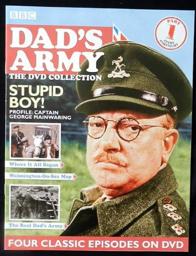 DAD'S ARMY Magazine 1 Captain Mainwaring