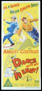 DANCE WITH ME HENRY Original Daybill Movie poster