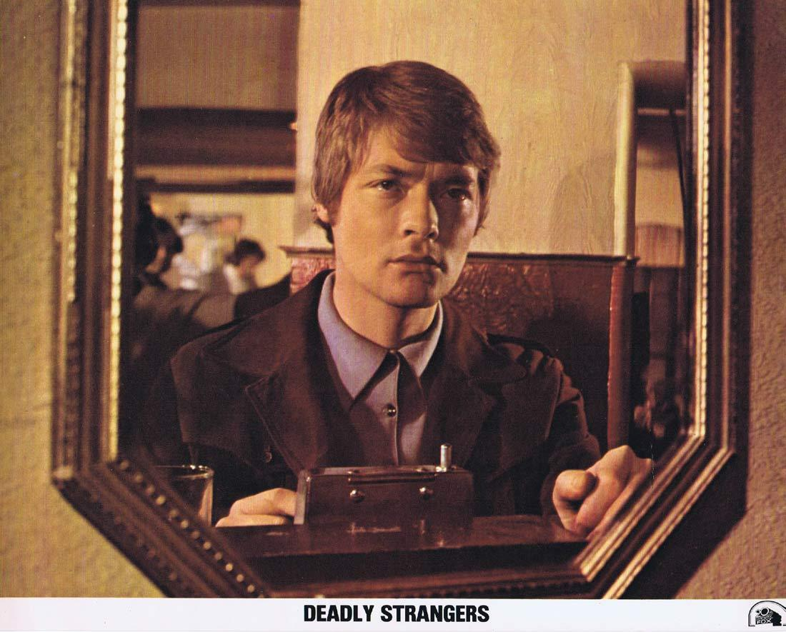 DEADLY STRANGERS Original Lobby Card 2 Hayley Mills Simon Ward
