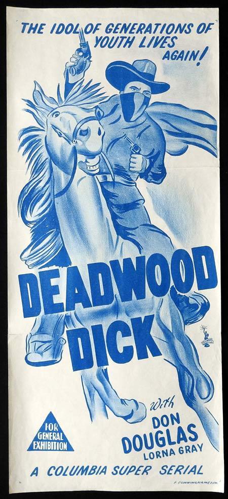 Deadwood dick poster