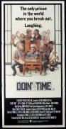 DOIN TIME Daybill Movie poster Richard Mulligan