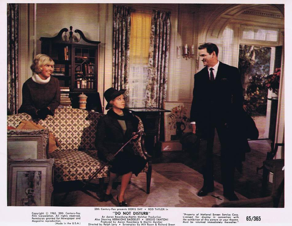 DO NOT DISTURB Vintage Colour Movie Still 6 Rod Taylor Doris Day