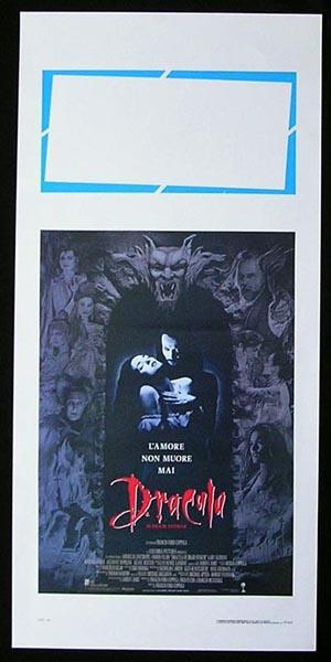 BRAM STOKER'S DRACULA Oriignal Italian Locandina Movie Poster Gary Oldman