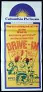 **TEST Original Daybill Movie Poster