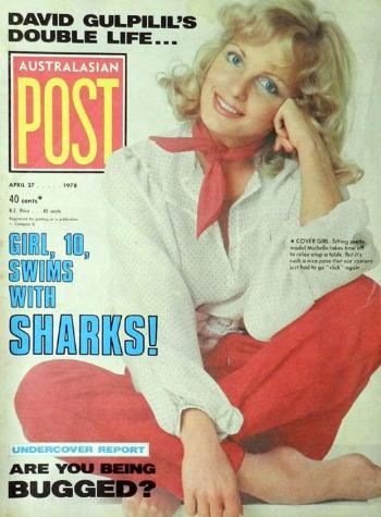 Australasian Post Magazine April 27 1978 David Gulpilil's Double Life