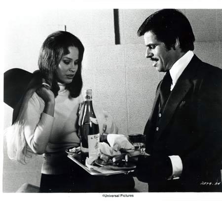 FAMILY PLOT '76-Hitchcock-Devane-Black STILL #2