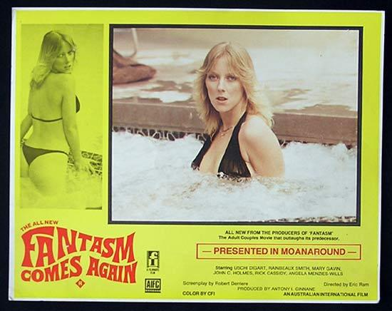 FANTASM COMES AGAIN Lobby Card #1 1977 Sexploitation