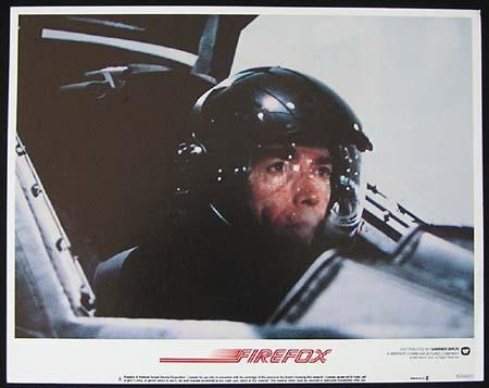 FIREFOX '82-Clint Eastwood ORIGINAL US Lobby card #6