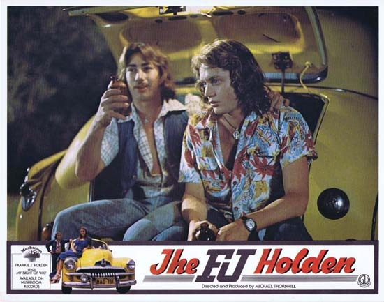 The F.J. Holden (1977) Trailer - YouTube   Holden, Youtube