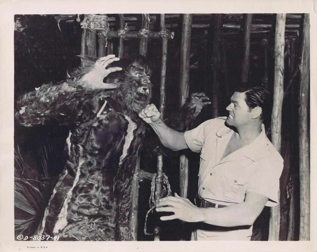 JUNGLE JIM IN THE FORBIDDEN LAND Movie Still 2 Jungle Jim Johnny Weissmuller