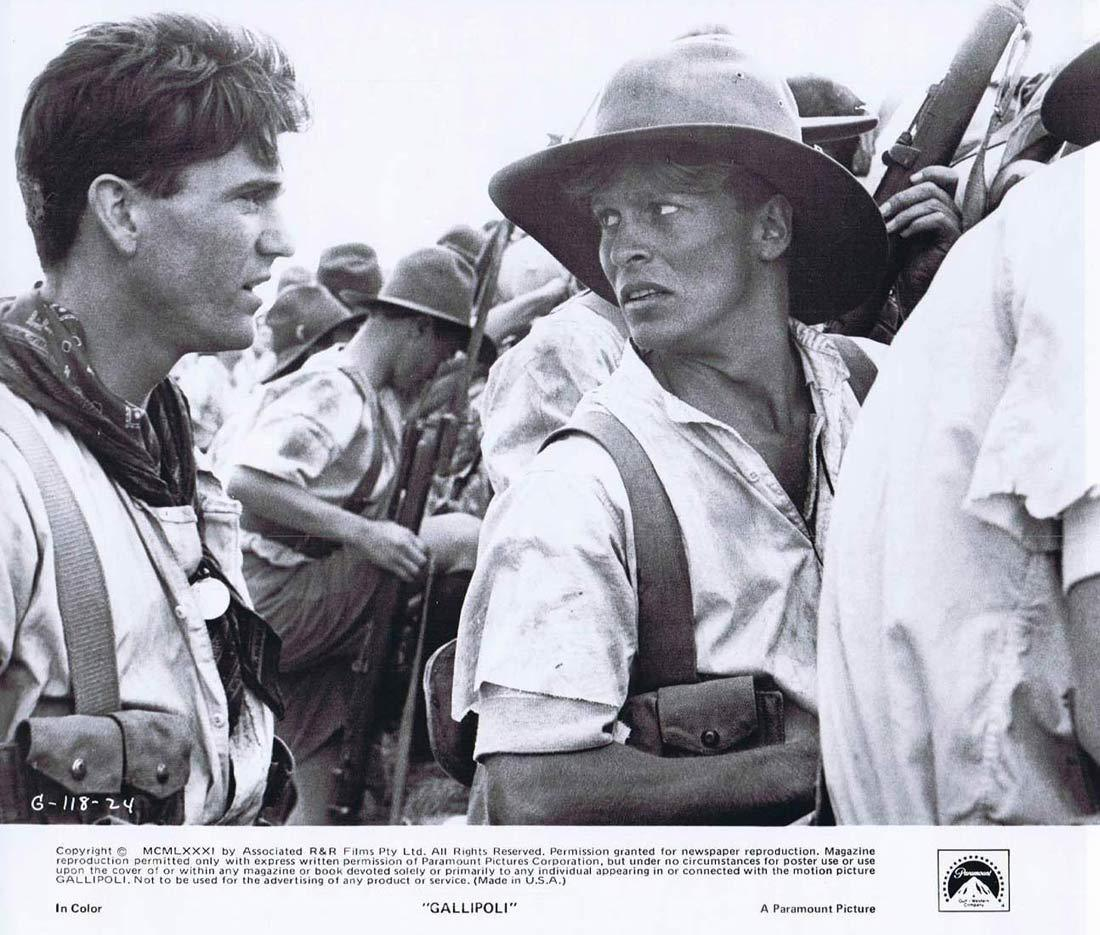 GALLIPOLI Original Movie Still 5 Mark Lee Peter Weir