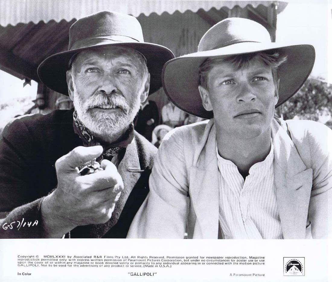 GALLIPOLI Original Movie Still 6 Mark Lee Peter Weir