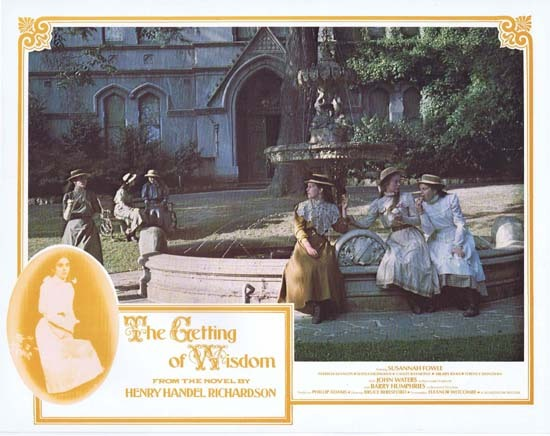 GETTING OF WISDOM Lobby Card 2 1978 Bruce Beresford Australian Movie