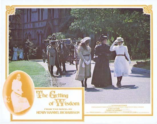 GETTING OF WISDOM Lobby Card 6 1978 Bruce Beresford Australian Movie