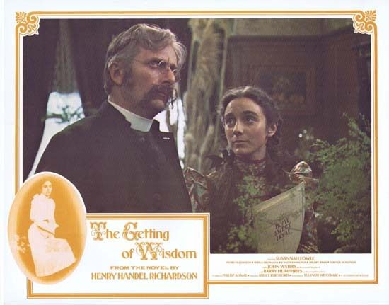 GETTING OF WISDOM Lobby Card 7 1978 Bruce Beresford Australian Movie