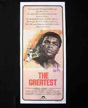 THE GREATEST-Muhammed Ali-Cassius Clay-poster