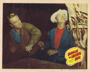 HARBOR OF MISSING MEN Lobby Card 8 Richard Denning Barbra Fuller