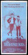THE HEAVENLY KID Original Daybill Movie poster Jason Gedrick
