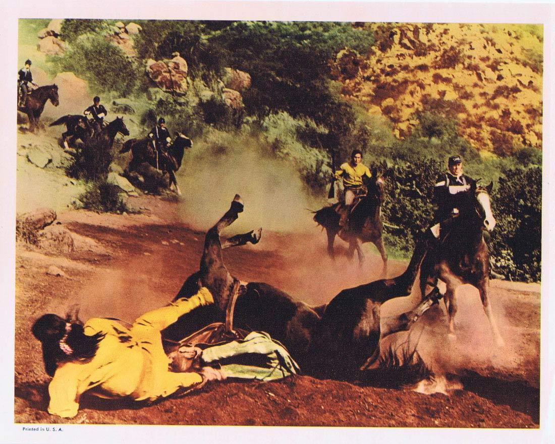 HONDO AND THE APACHES Lobby Card Ralph Taeger