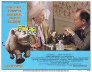HONKY TONK FREEWAY Lobby Card 1 Beverly D'Angelo Hume Cronyn Jessica Tandy