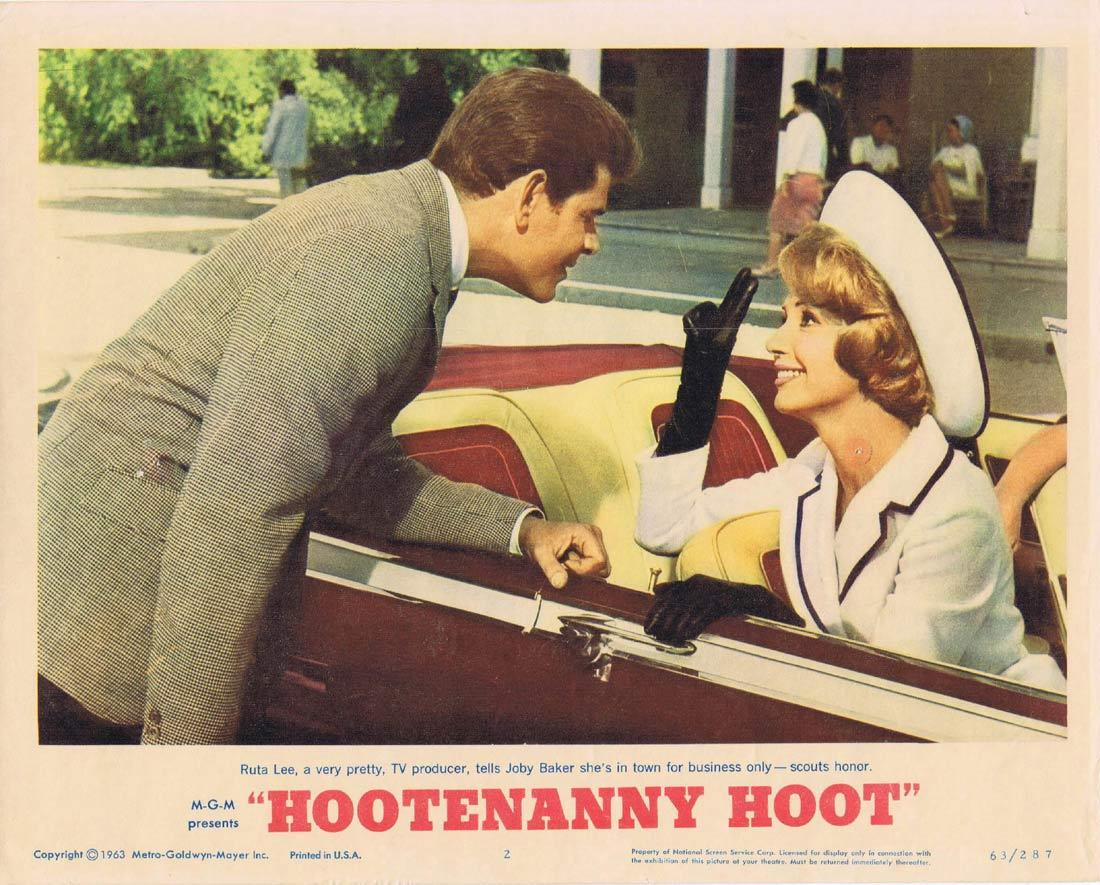 Hootenanny Hoot, Gene Nelson, Peter Breck Ruta Lee Johnny Cash