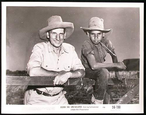 JEDDA 1955 Charles Chauvel RARE ORIGINAL Movie Still 12