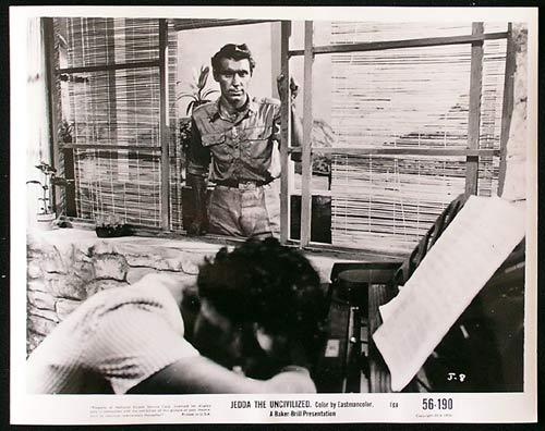 JEDDA 1955 Charles Chauvel RARE ORIGINAL Movie Still 15