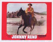 JOHNNY RENO Lobby Card 1 Dana Andrews Jane Russell